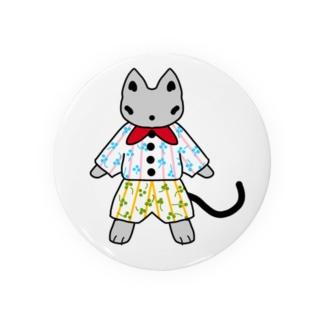 おしゃれ好きな猫 Badges