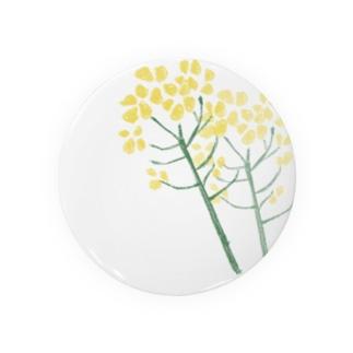 菜の花 Badges