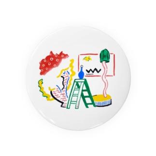スタジオ Badges