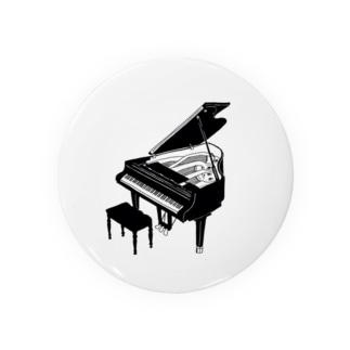 piano  Badges