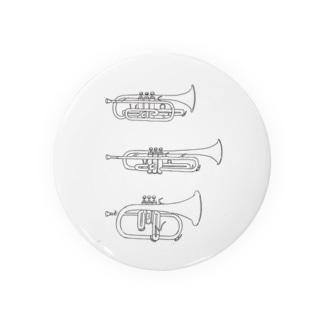 trumpets Badges