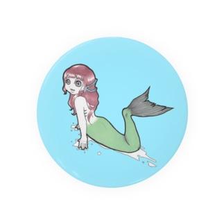 ソシ美@人魚 Badges