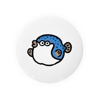 ふぐ-あお- Badges