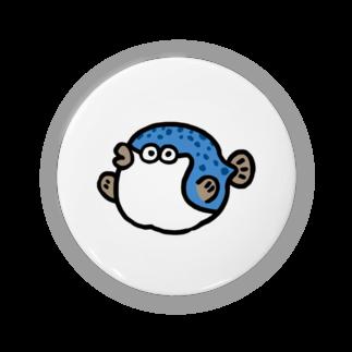 BICCOのふぐ-あお- Badges