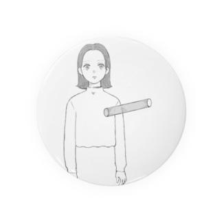 空洞〜 Badges