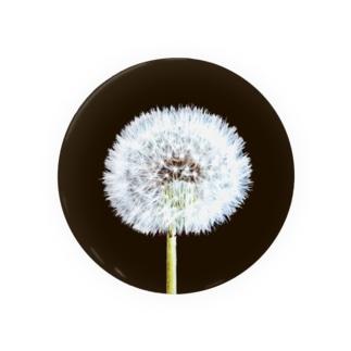 タンポポ 「植物の肖像画」シリーズ Badges