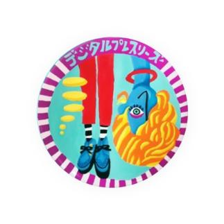 デジタルプレスリーズのアイコン Badges