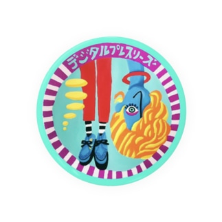 デジタルプレスリーズのアイコンバッジ Badges