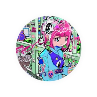ace_akiraのエース明_005 Badges