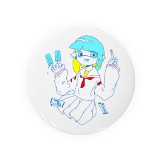 アイス Badges