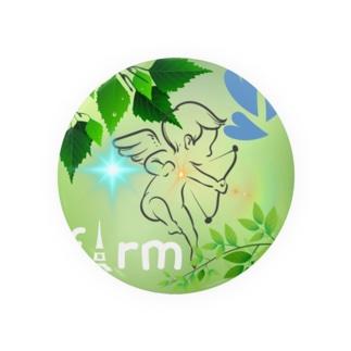 farm エンゼルちゃん Badges
