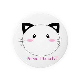 ウルウル猫 Badges