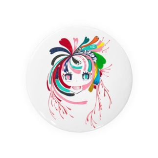 Heartの女の子【Heart Girl♡】 Badges