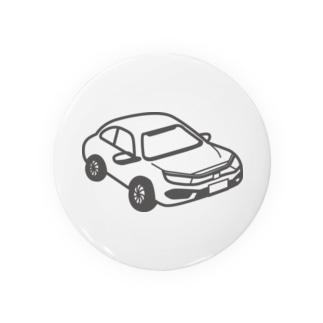 HONDA CIVIC SEDAN 風 Badges
