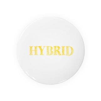 HYBRID系 Badges