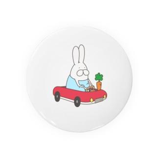 うさぎロンパースのドライブ Badges