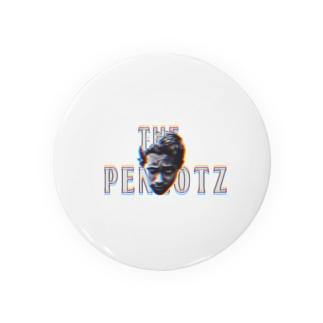 Penlotz 19ss Techno Psycho Badges