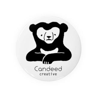 マレーグマ(ロゴあり) Badges
