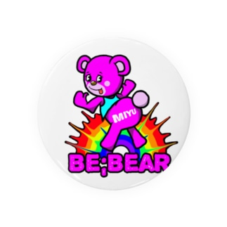 Be;Bear(MIYU) Badges