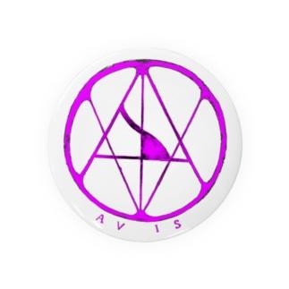 AVISロゴ Badges