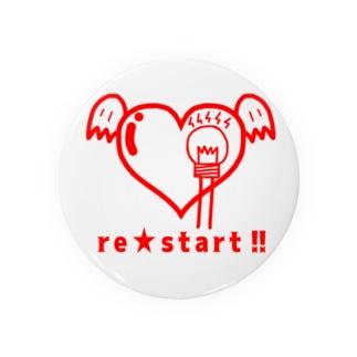 re:start!! Badges
