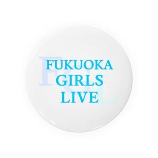 FUKUOKA GIRLS LIVE Badges