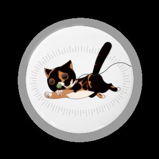 Marsh-mallowの迫真猫 Badges