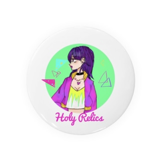 Holy Relics Badges