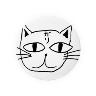 ガリネコ Badges