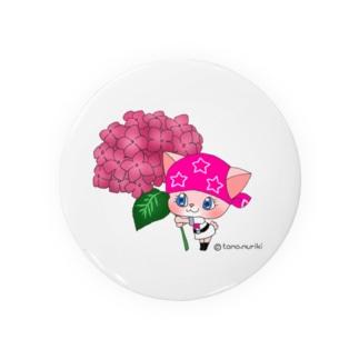 紫陽花とティエラ Badges