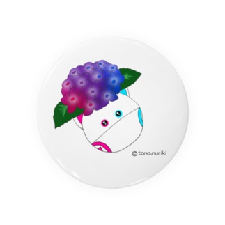 紫陽花とソルナ Badges