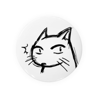 猫のような何か。 Badges