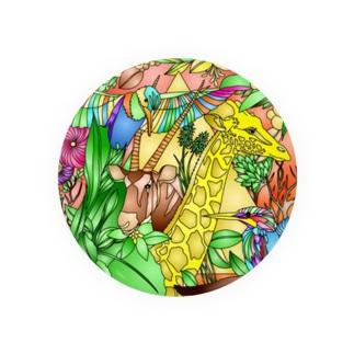 バリ王族の庭 Badges