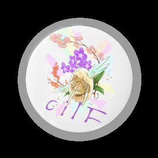 都市伝説屋cilF✴︎シルフの風の妖精 purple Badges