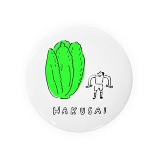 HAKUSAI Badges