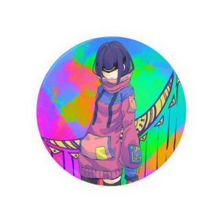 ミカヅキちゃん Badges