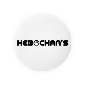 HEBOCHANSロゴ Badges