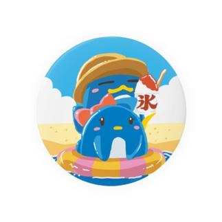夏祭りパフェバッジ3 Badges