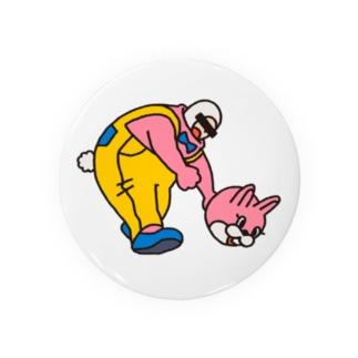 子どもは唖然、大人は大爆笑の失敗劇 Badges