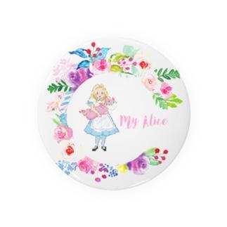 My Alice Badges
