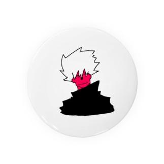 糸目の男 Badges