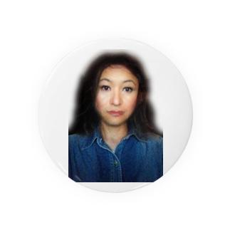謎の美女 Badges