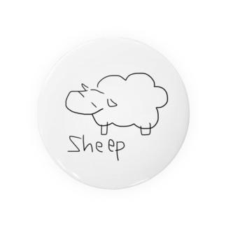 sheepさん Badges