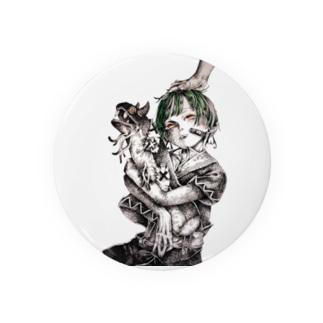 「小さな龍使い」 Badges