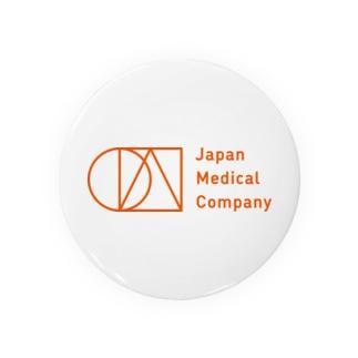 【公式】ジャパン・メディカル・カンパニー Badges
