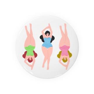 サマースイマー -GIRLS- Badges