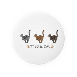 Tabbies Cat(クラシック) Badge