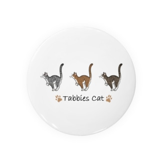 Tabbies Cat(マッカレル) Badges