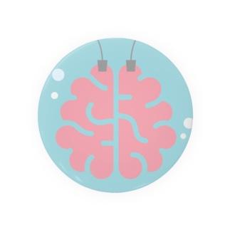 すいそうの脳 Badges