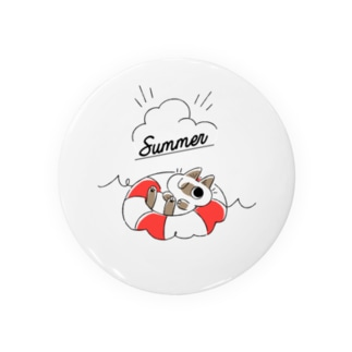 のべ子の真夏のあずきさん Badges